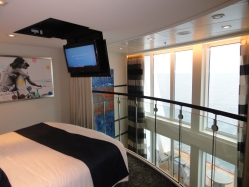 Sky Loft Suite With Balcony