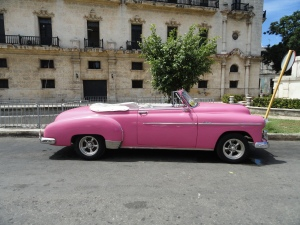 Cuban Vintage Car 1